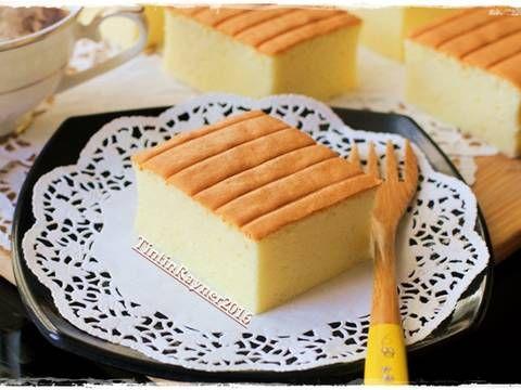 Resep Ogura Cake Cheese Cottony Cake Oleh Tintin Rayner Resep Resep Memanggang Kue Makanan Manis