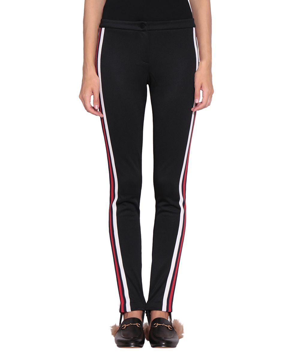 53318996287 GUCCI JERSEY STIRRUP LEGGING WEB.  gucci  cloth