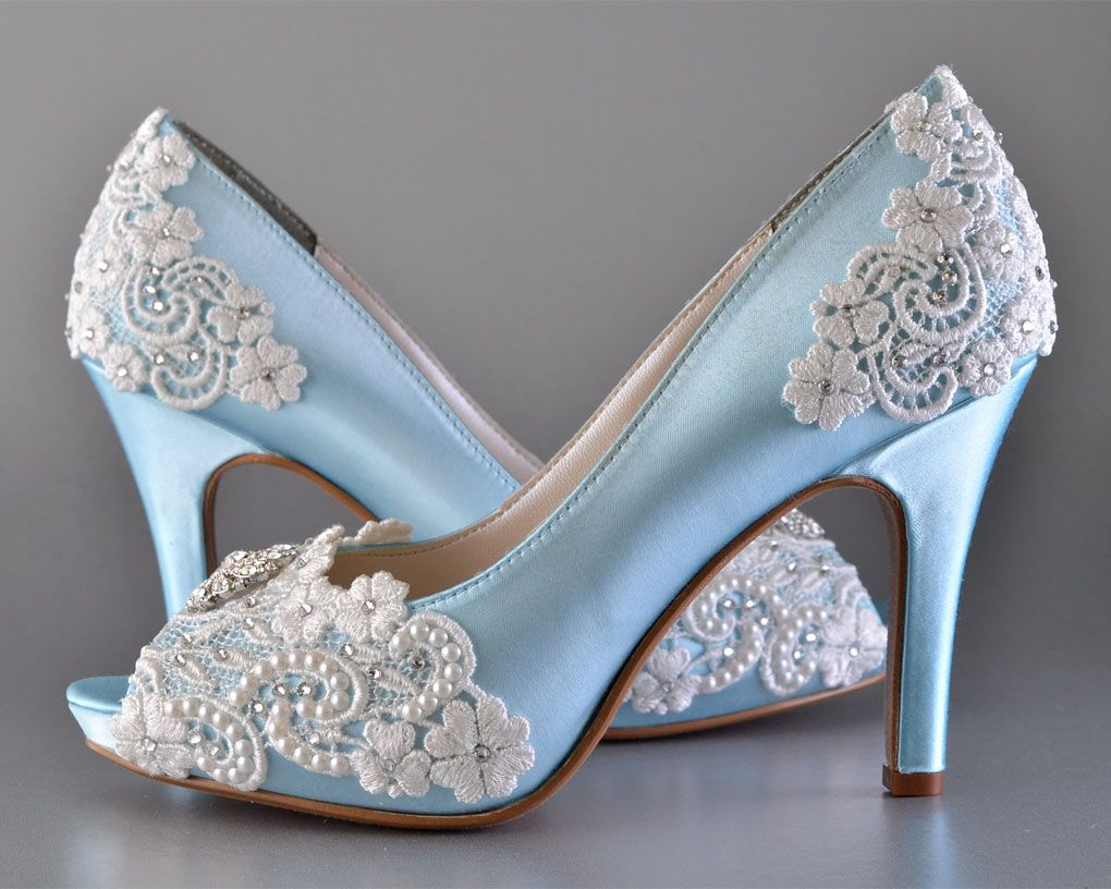 Pin by Kohabit on Walk the Aisle | Pinterest | Lace shoes, Wedding ...