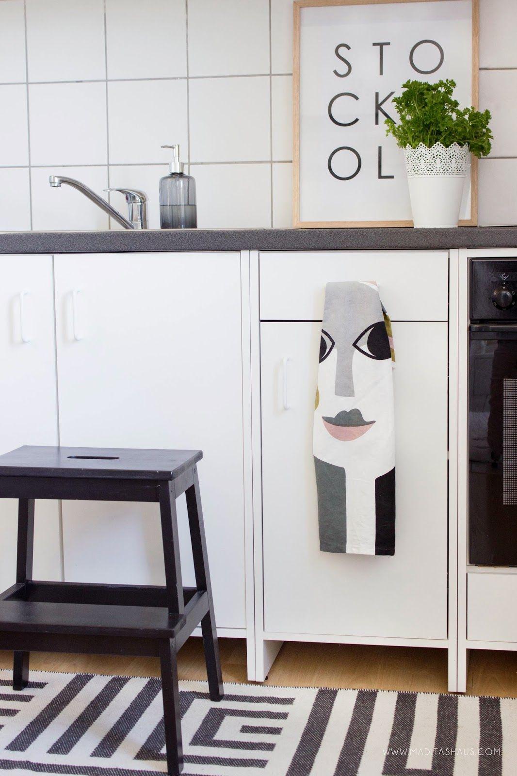 Kleine Küche mit wenig Budget einrichten Teil 2 | small home ...