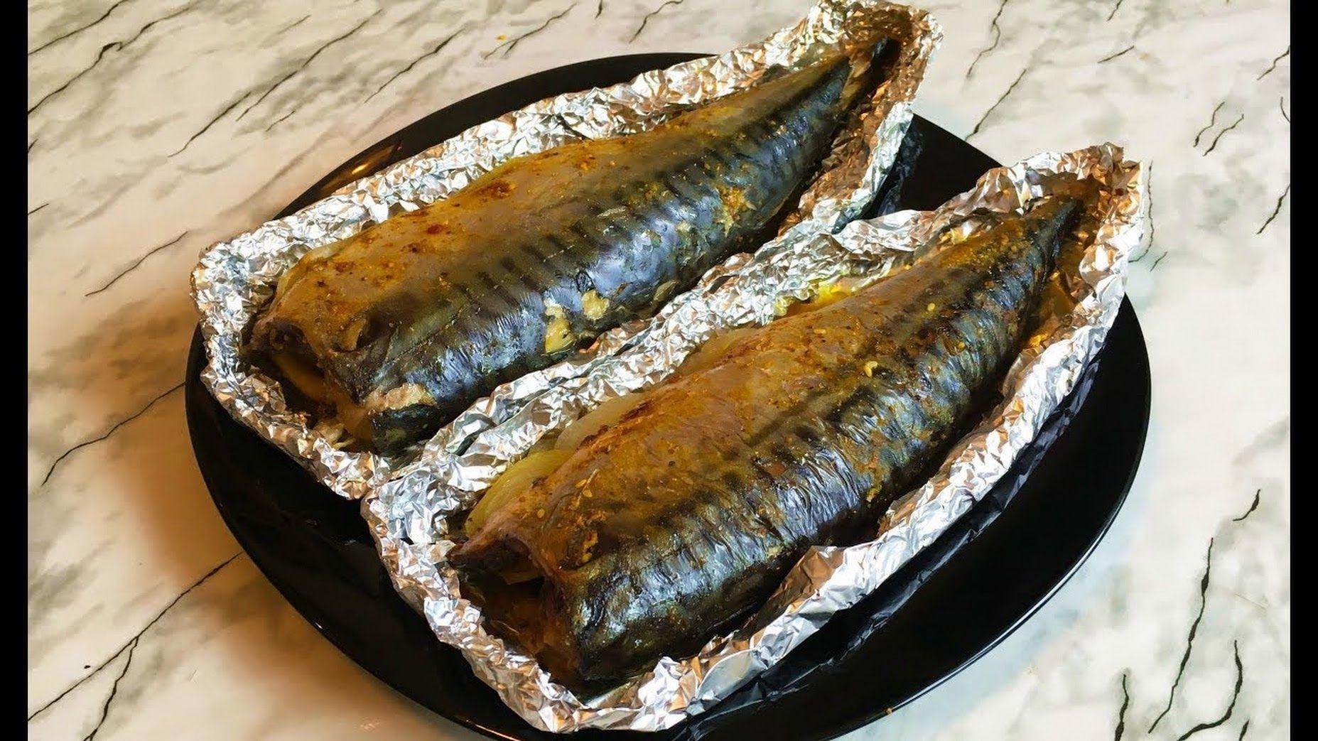 видео как приготовить рыбу в духовке