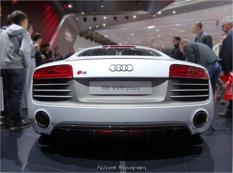 The Audi R8 V10 Plus | Audi r8 v10, R8 v10 and Falcons
