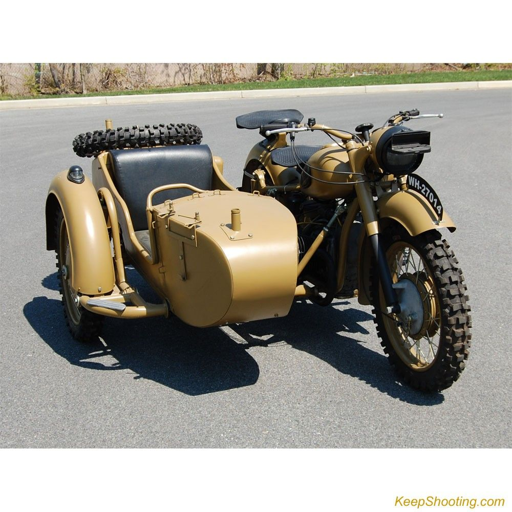 DNEPR K750 Side by Side Pinterest Sidecar, Vehicle