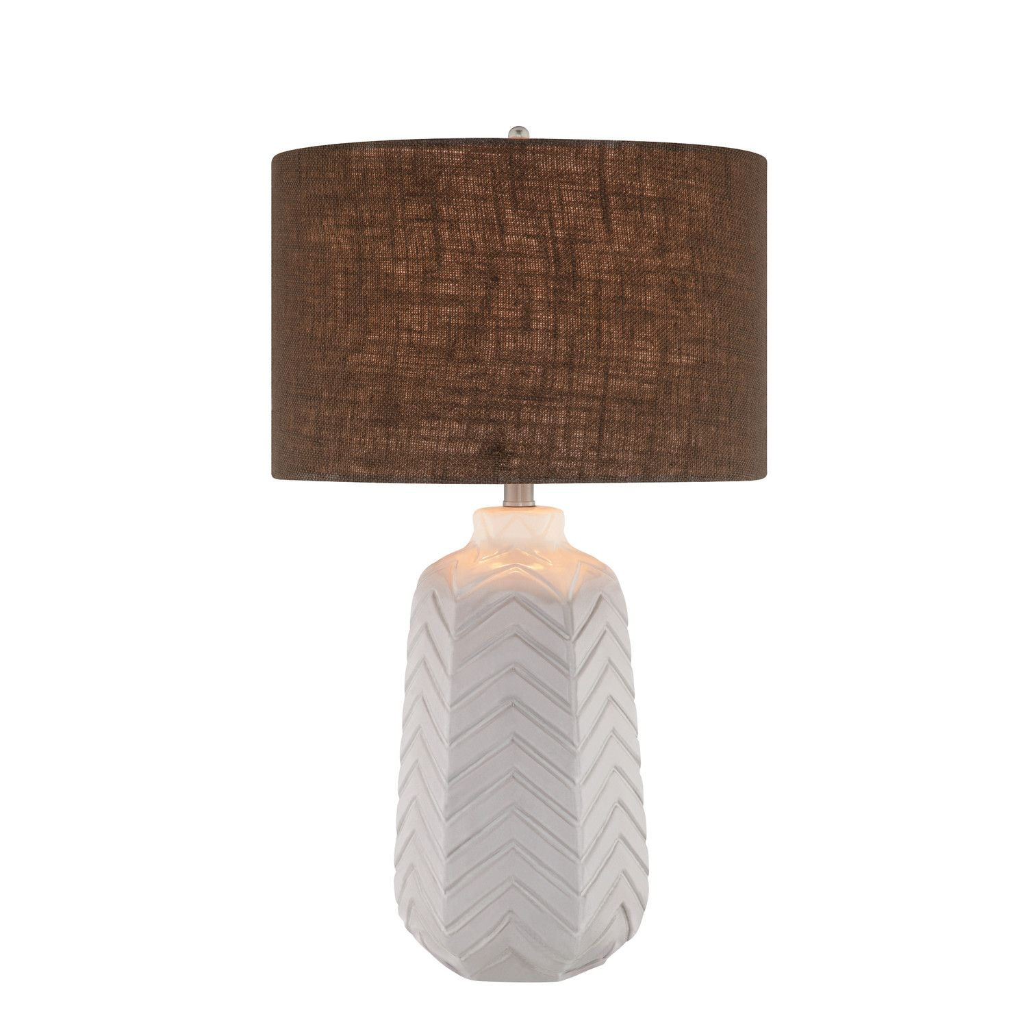 Masculine Table Lamps With 3 Way Switch And Double Gourd Table Lamps