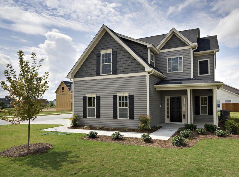 Roanoke floorplan royal oaks homes