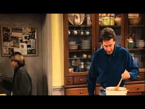 Home Improvement S04e13 The Route Of All Evil Youtube Home