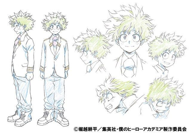 Boku-no-Hero-Academia-Anime-Character-Design-Izuku-Midoriyajpg (640 - character model template