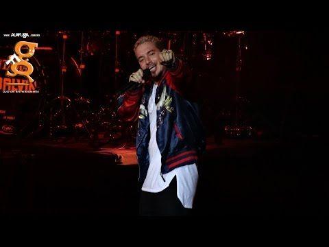 J Balvin - Auditorio Telmex - Guadalajara Mex. (9 - Abr - 2016) - YouTube