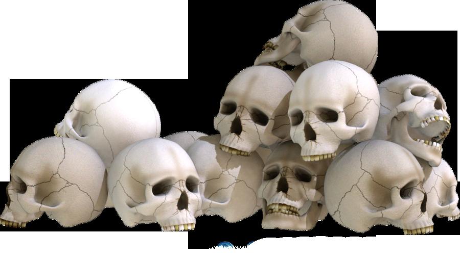 Skull Piles 2 By Kungfufrogmma On Deviantart Skull Wallpaper Skull Skulls Drawing