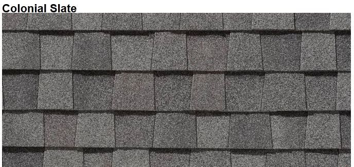 Colonial Slate Roof Shingles Google Search Exterior
