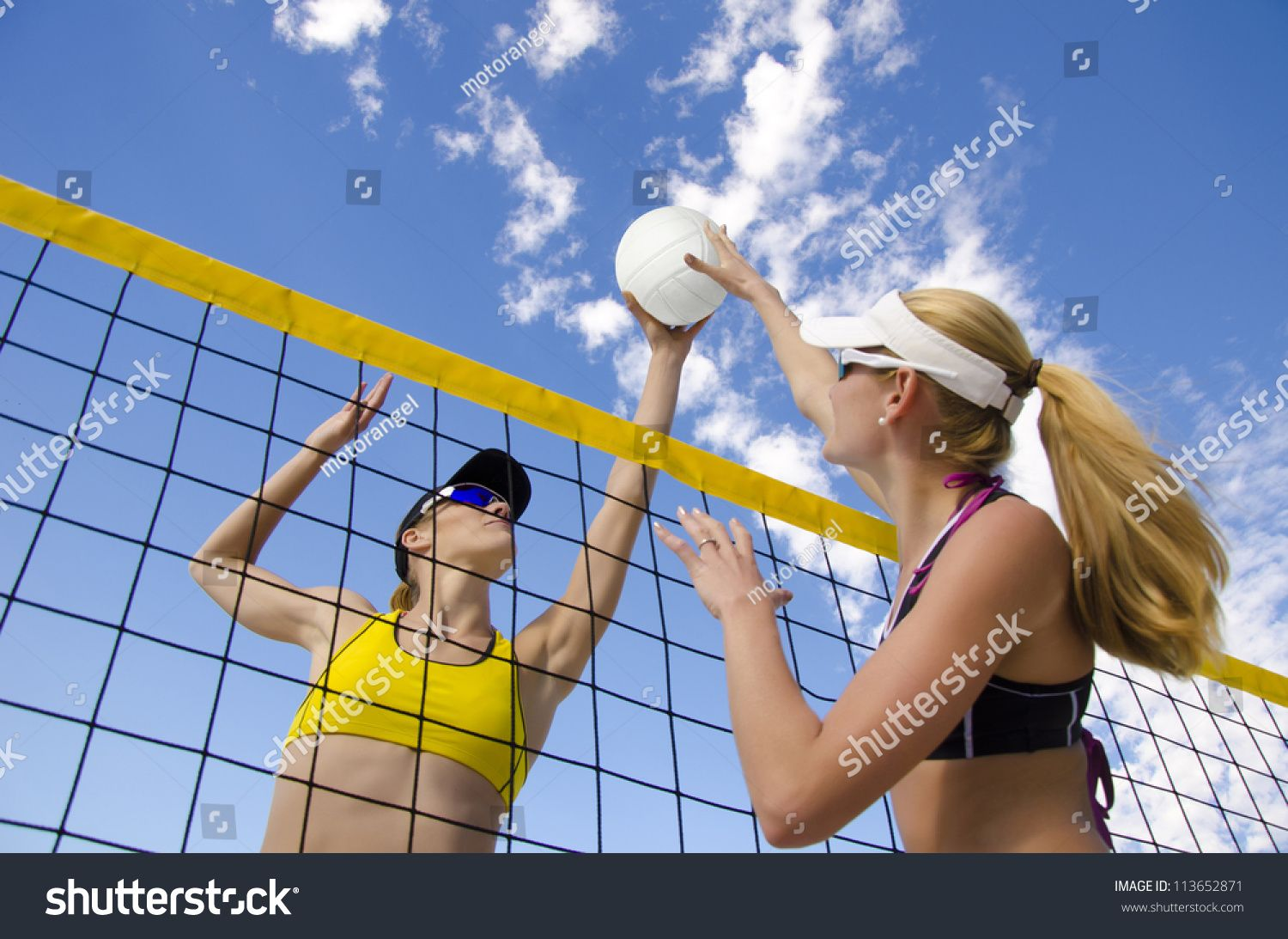 Beach Volleyball Ad Sponsored Beach Volleyball Outdoor Workouts Stay In Shape Fitness Activities