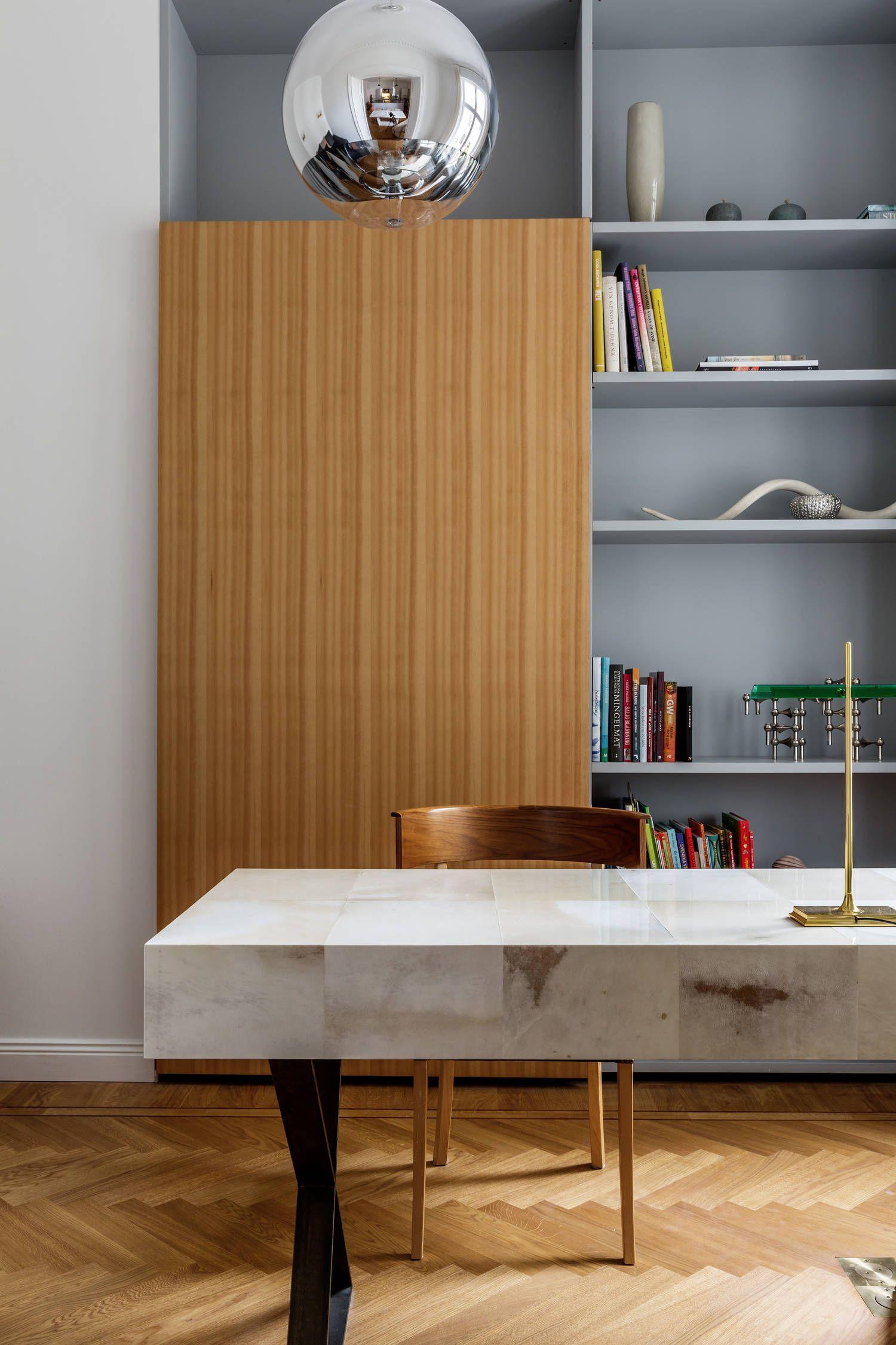 Grandes muebles para grandes espacios | Furniture | Comedor nordico ...