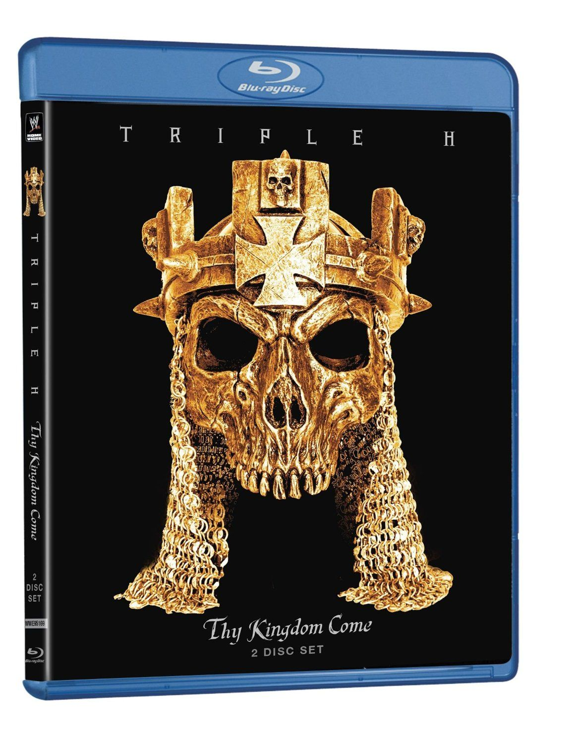 WWE: Triple H - Thy Kingdom Come  ($20.18) http://www.amazon.com/exec/obidos/ASIN/B00DCLT9R4/hpb2-20/ASIN/B00DCLT9R4 The match selection is nice. - All it was really was some of his best matches with him briefly talking about stuff in between the matches. - Highly recommend it to wrestling fans, a very good set.