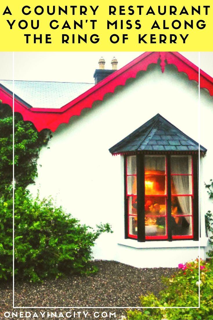 Rozzers Restaurant In Killarney Local Cuisine In Charming Killeen House Killarney Killeen Travel Favorite