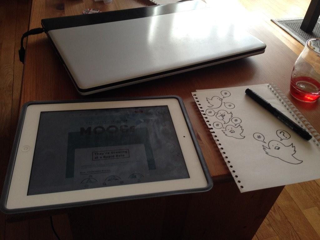 @AngyRegg   @ITyPA3 #DefiDuJour Mes outils #ITyPA et #TwittMOOC pour chercher, veiller, partager et produire ! Y'a plus qu'à.. ;)