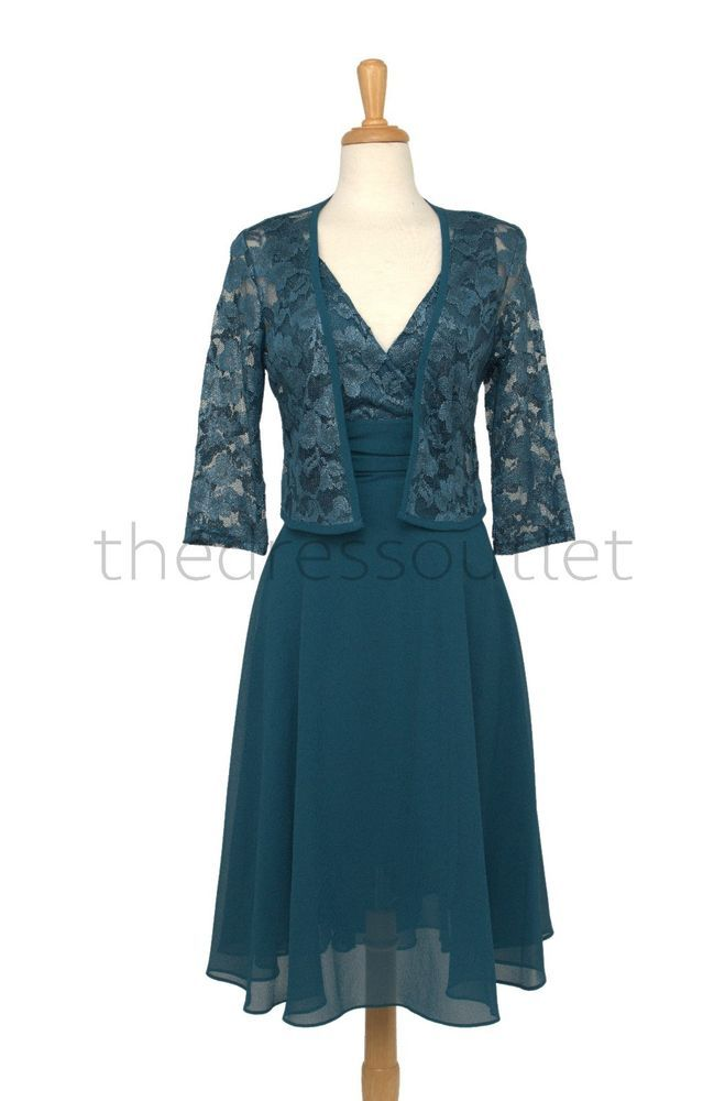 Short Dress Jacket Mother Of Bride Plus Size Church Sleeves Modest Semi Formal Thedressoutlet