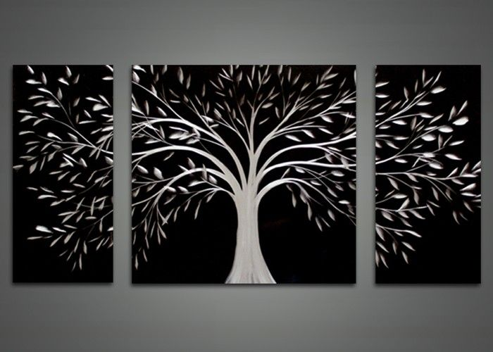 FabuArt offers hand painted contemporary art painting  large canvas  artwork  abstract art  landscape art  modern metal wall art   oil paintings  for interio. abstract metal art   Google Search     Tree Silhouettes  Vectors