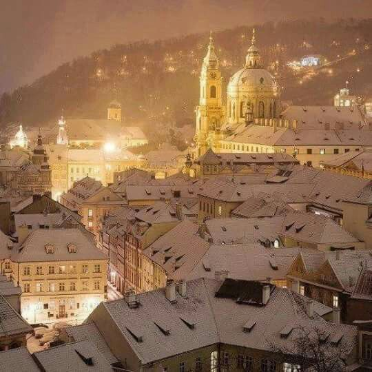 Wunderschönes Prag