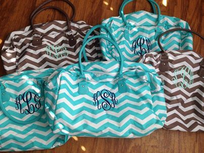Hey, I found this really awesome Etsy listing at https://www.etsy.com/listing/177779172/monogrammed-weekender-bag
