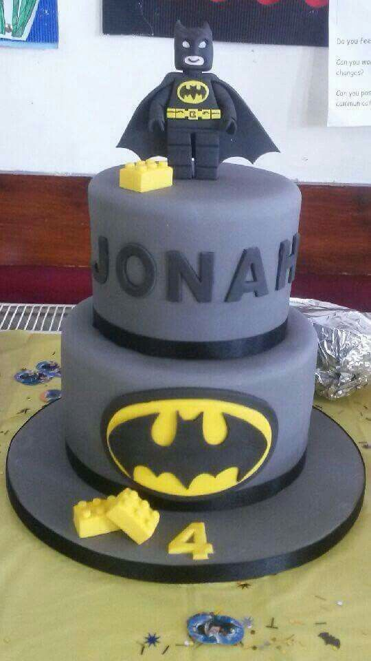 Lego Batman birthday cake Raidens Birthday Pinterest Batman