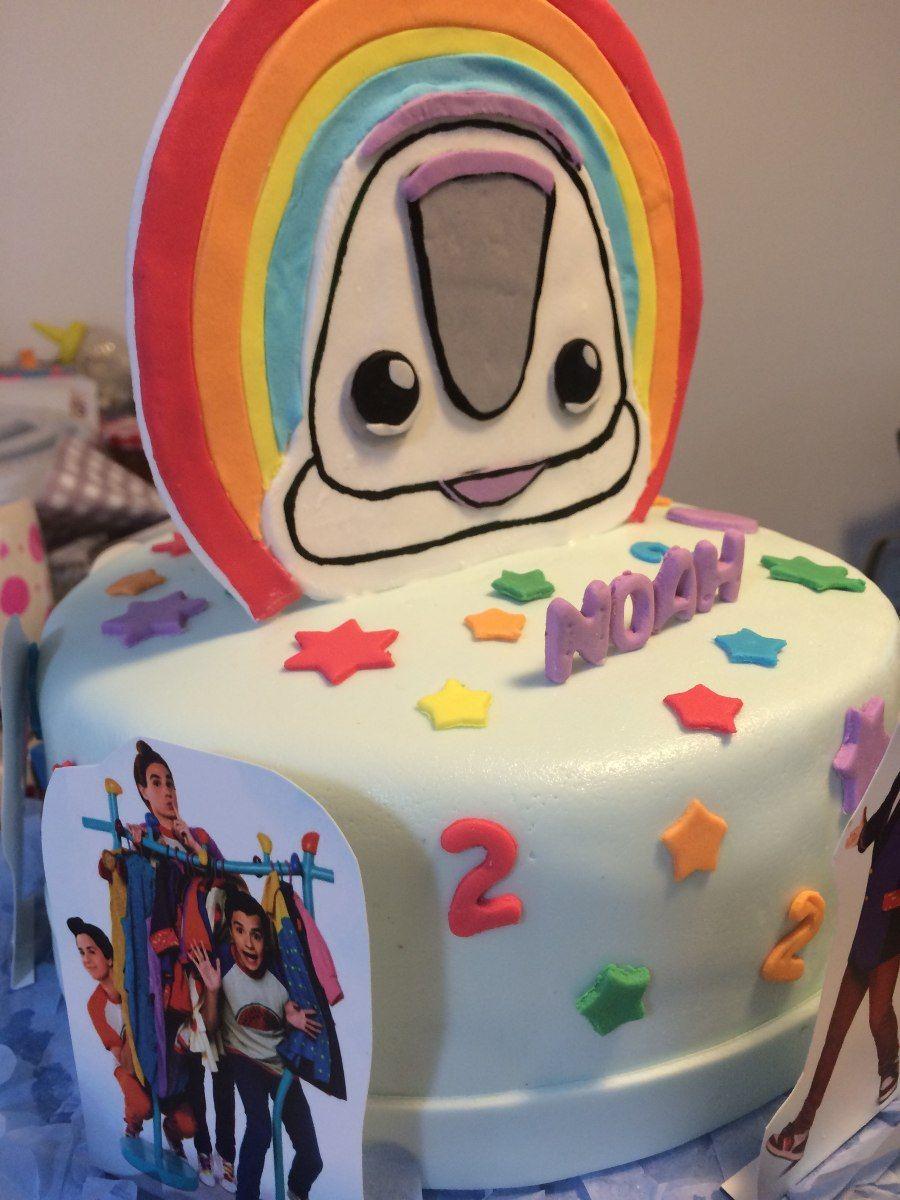 Tortas infantiles topa junior express decoraci n for Decoracion de tortas infantiles
