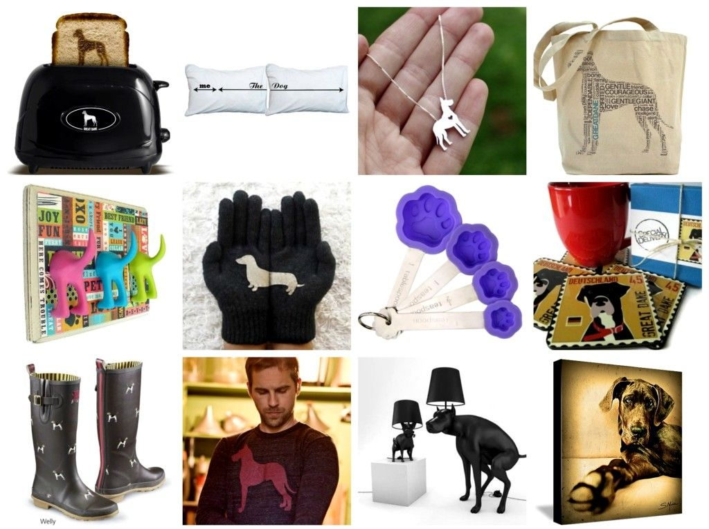 Holiday Gift Guide for the Dog Lover - The Twelve Dog Days of Christmas!
