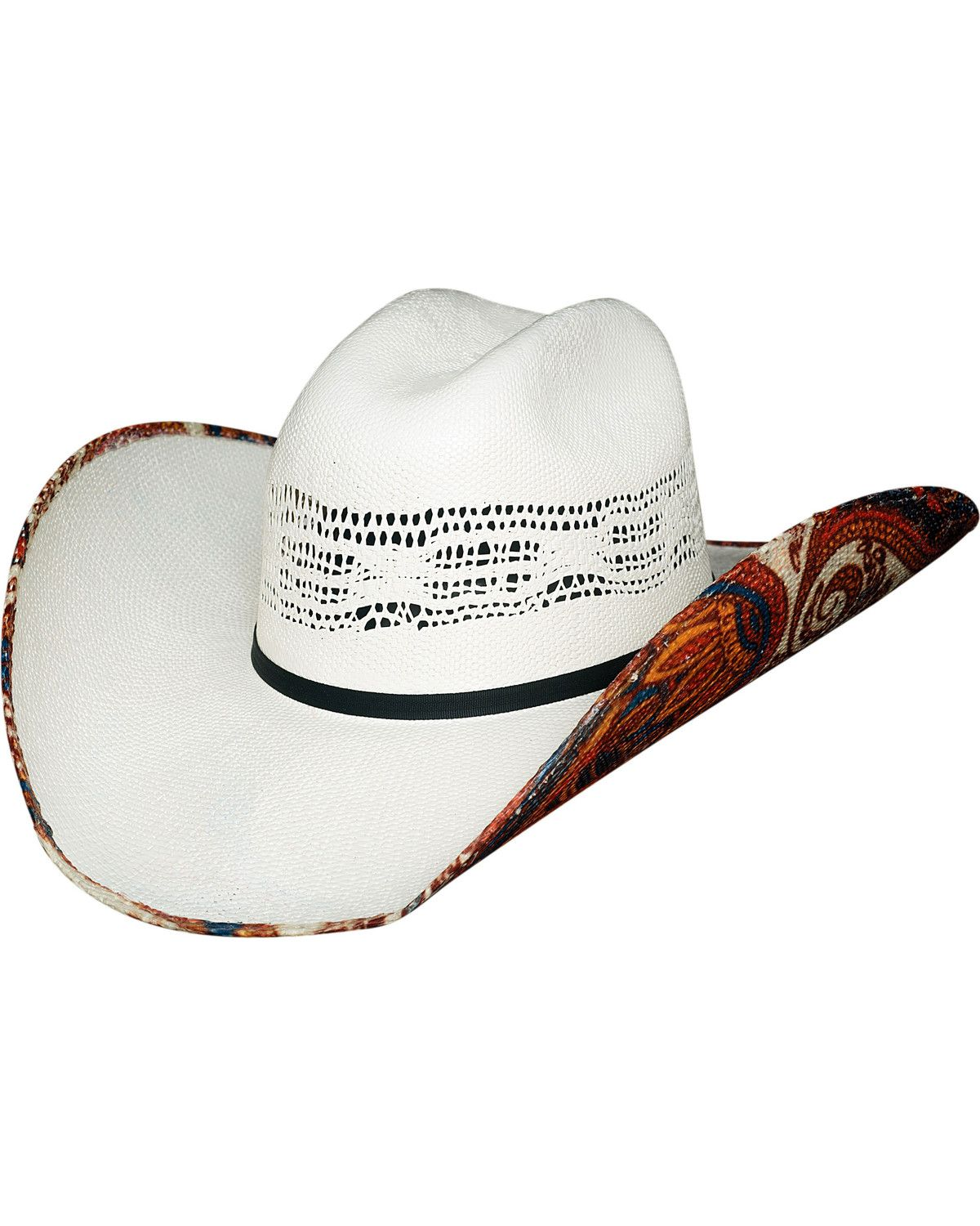 ebfd8b77496b Bullhide Women's Wild Thoughts 1 Straw Cowgirl Hat in 2019 ...