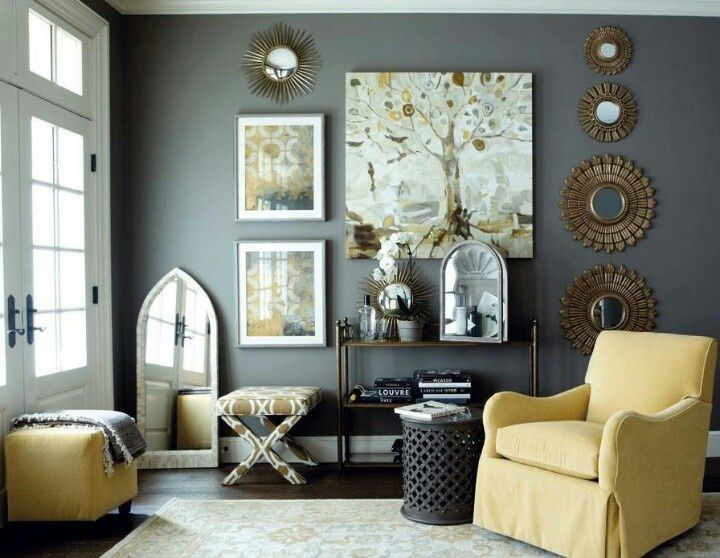 How To Add Texture To A Room Living Room Grey Yellow Living Room Home #yellow #accessories #for #living #room