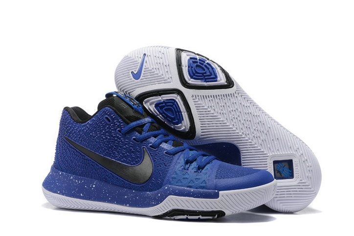 320cd99c2895 Nike Kyrie 3 Authentic Nike Kyrie 3 Royal Blue Black Shoe For Cheap ...