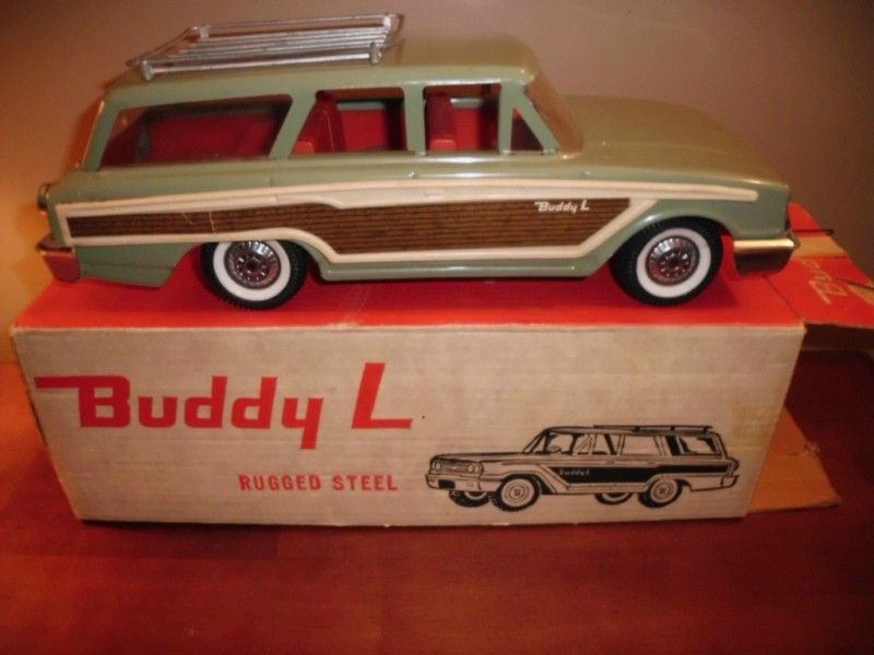 Pressed steel buddy 'l country squire station wagon