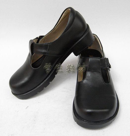 Venda quente G60 rodada sapatos sapatos de couro estudantes japonês estilo japonês uniformes COS Universal em Scarpins de Sapatos no AliExpress.com | Alibaba Group