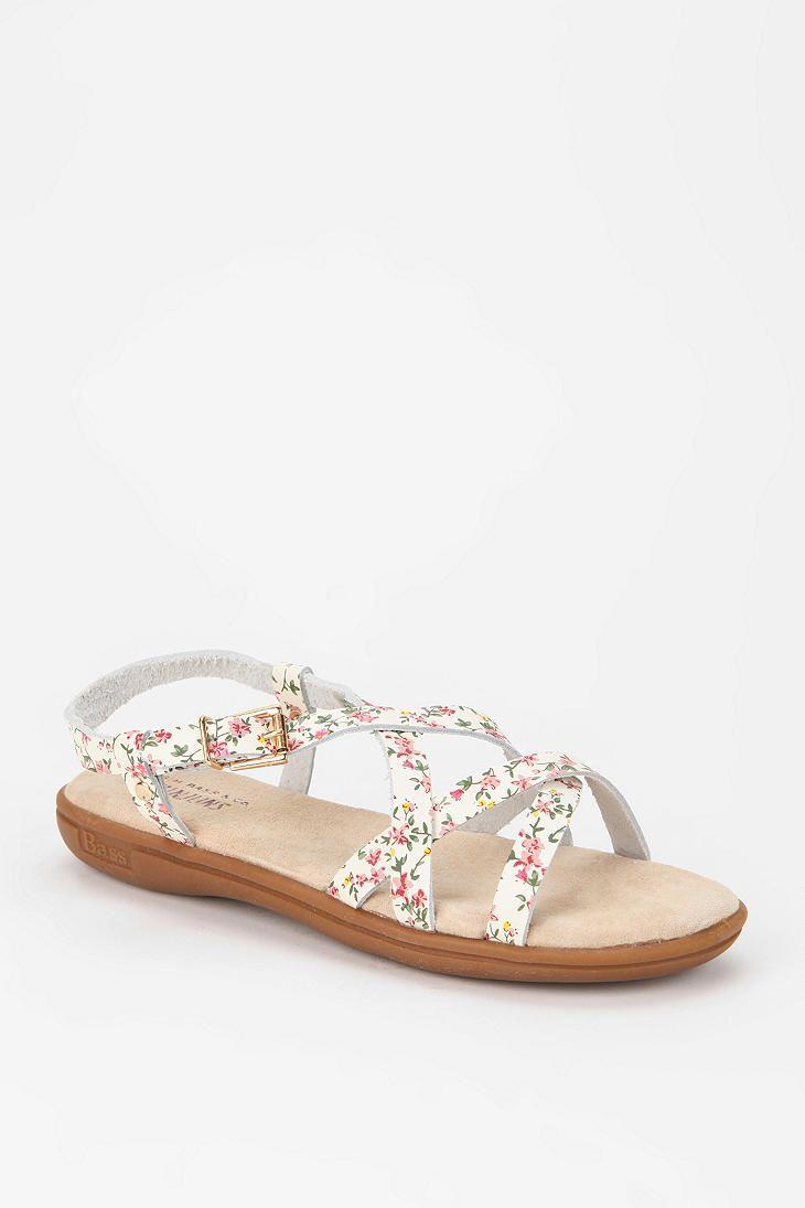 Bass Margie Quarter-Strap Sandal  #UrbanOutfitters