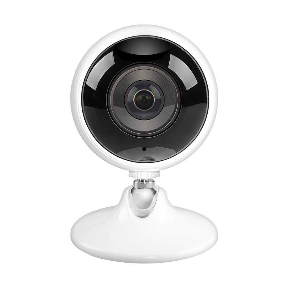 3 0mp Wireless Mini 360 Panoramic View Two Way Audio Ip Camera In 2020