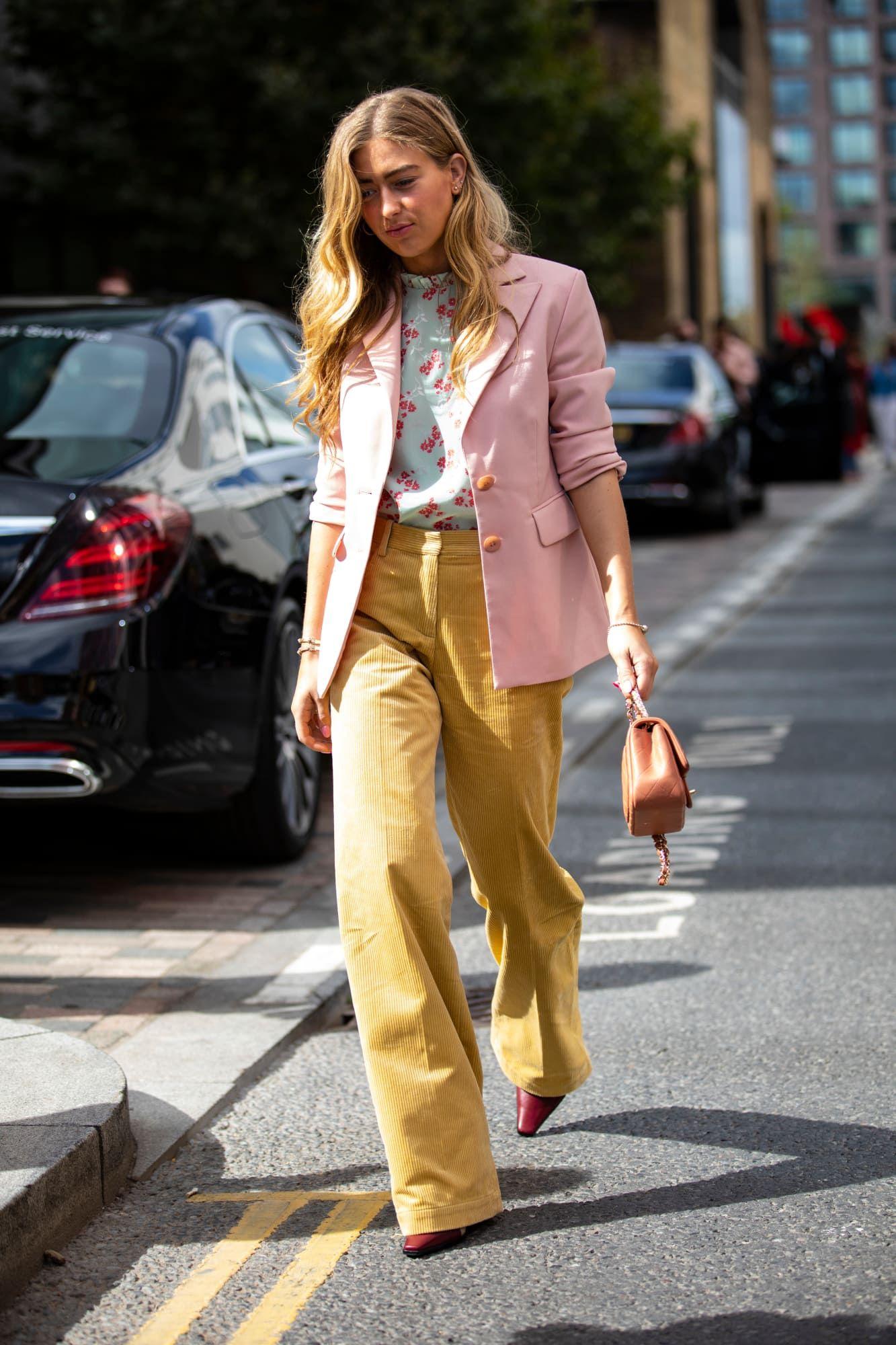 The Best Street Style Looks From London Fashion Week