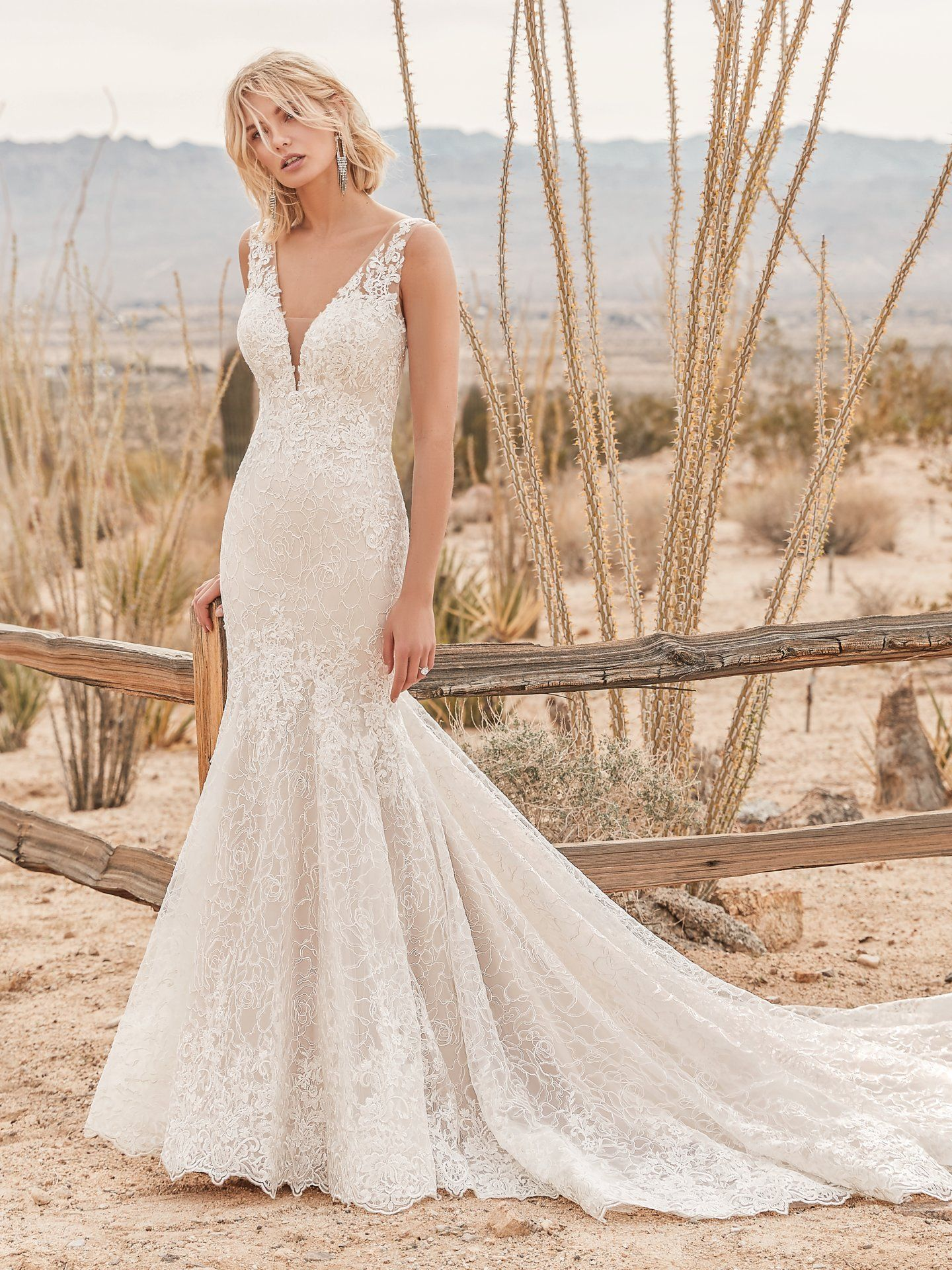 Wedding Dresses Bridal Gowns Sottero And Midgley Wedding Dresses Wedding Dresses Lace Fit And Flare Wedding Dress [ 1920 x 1440 Pixel ]