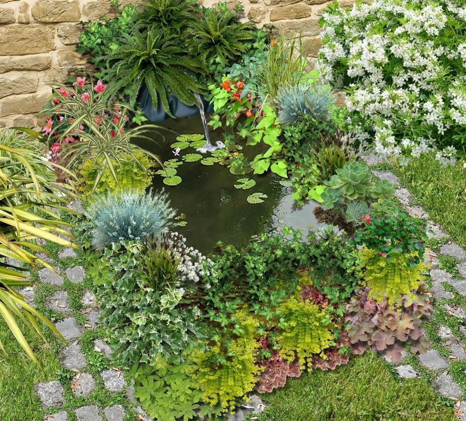 Construire Son Bassin De Jardin comment construire un bassin au jardin avec des palettes
