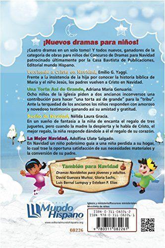 Dramas Navidenos Para Ninos (Spanish Edition)