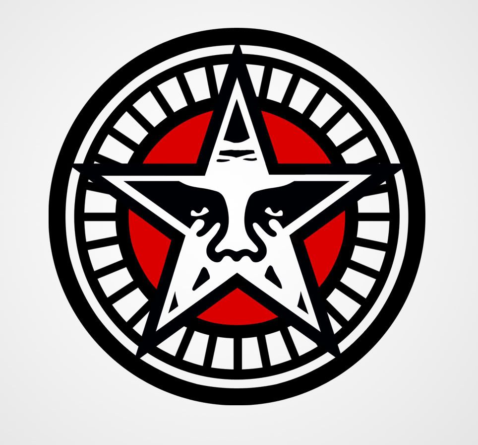 Obey Star Obey Wallpaper Obey Logos