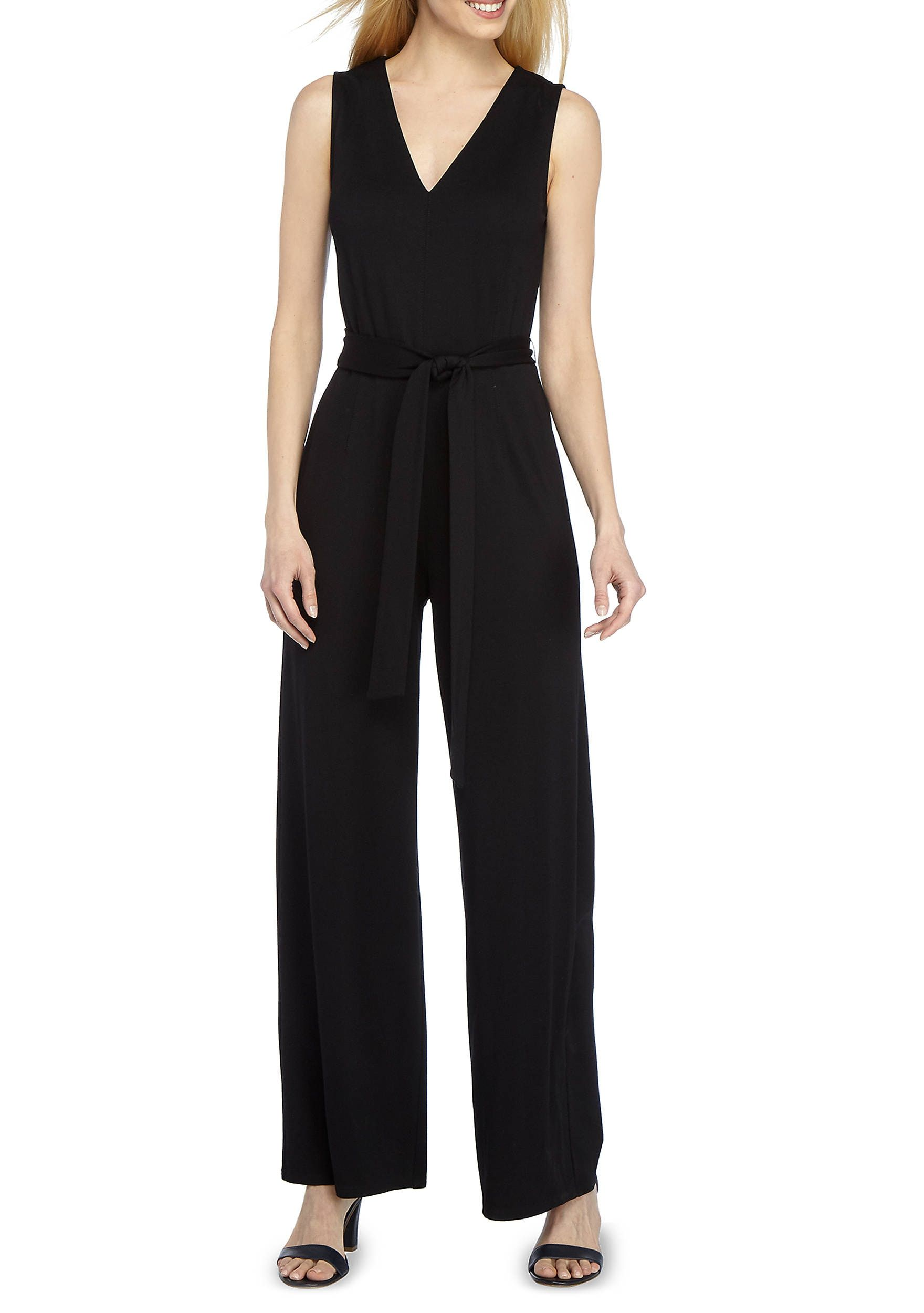 77acc13b7d1d1 THE LIMITED Ponte Lightweight Jumpsuit in 2019 | My Style | Jumpsuit ...