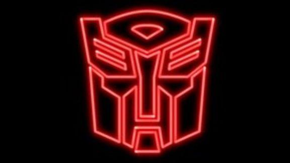 Autobot Neon Symbol Neon Logo Autobots