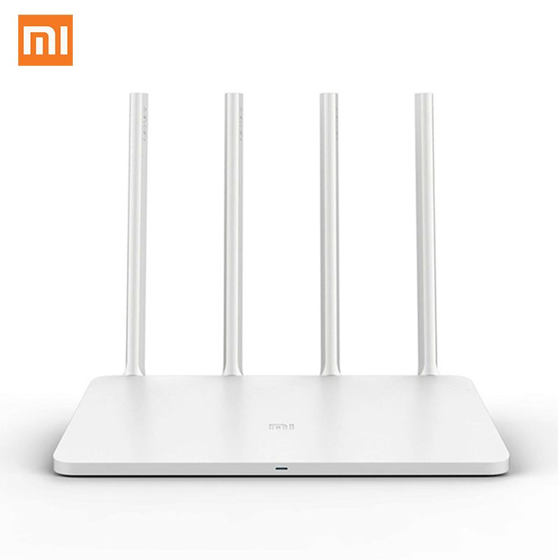 English Version Xiaomi Mi WIFI Router 3 11AC Dwuzakresowy