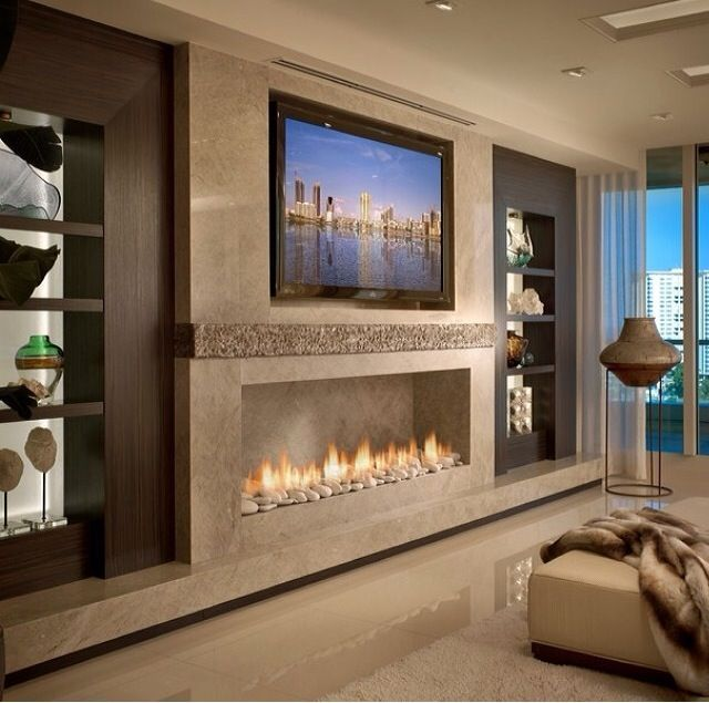 Cool Wall Fireplace Electric Room Design Decor Luxury At: Pin By Roseann Zucchero Caputo On Decor Amour