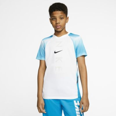 Nike Instacool Big Kids' (Boys') Training Top. Nike.com
