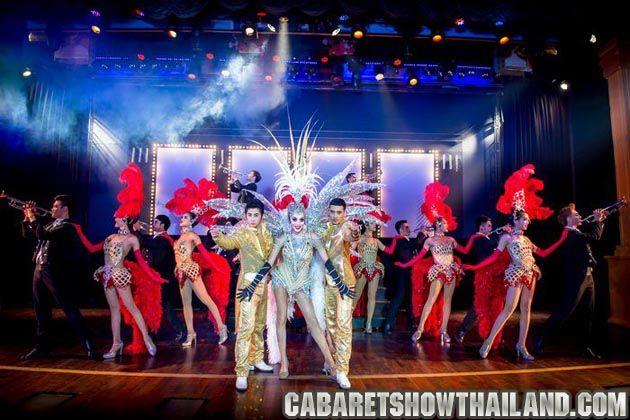 hotel show Calypso ladyboy asia