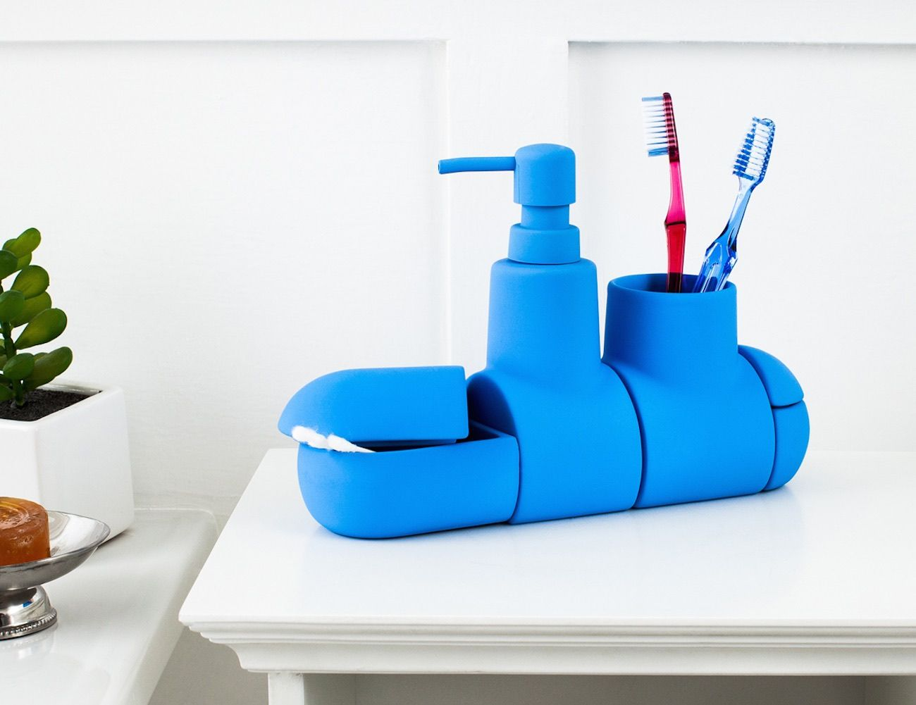 Submarino Bathroom Set by Hector Serrano for Seletti | Bathroom ...