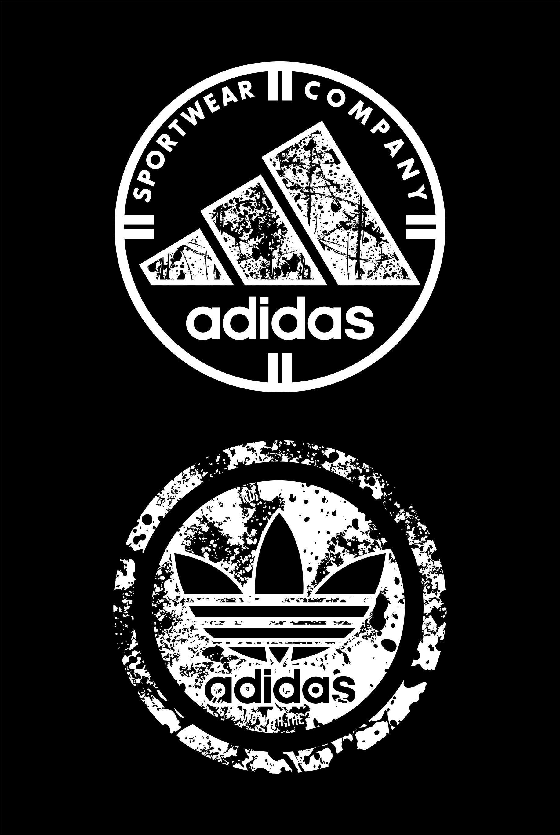Integración Abrumador Implementar  vintage Vector #vintage #vector #vectorsurf #vintagevector #volcom #adidas  #billabong #rusty #nike #puma #lev… | Adidas logo wallpapers, Nike art,  Adidas wallpapers