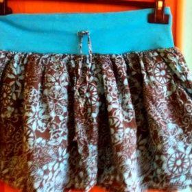 ca5d39b4c2d2 Modrá sukně Cherokee - foto č. 1