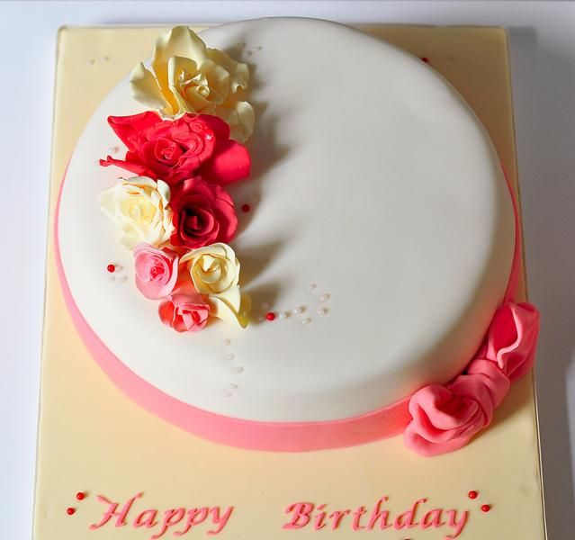 Pin By Vishakha Parikh On Kruti Pinterest Happy Birthday Cake