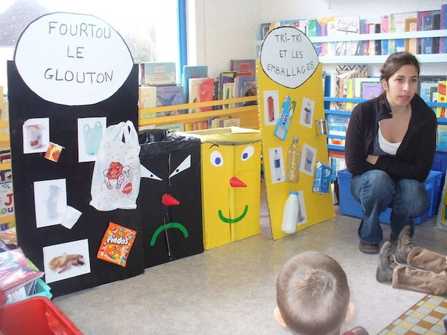 Favori Ecole Maternelle Publique d'Epeigné-les-Bois - Le devenir des  AB58