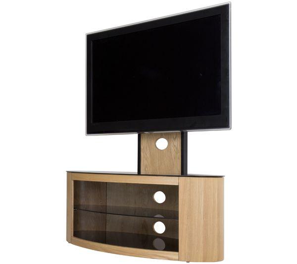 Avf Buckingham 1000 Mm Tv Stand With Bracket Oak Decoracion De
